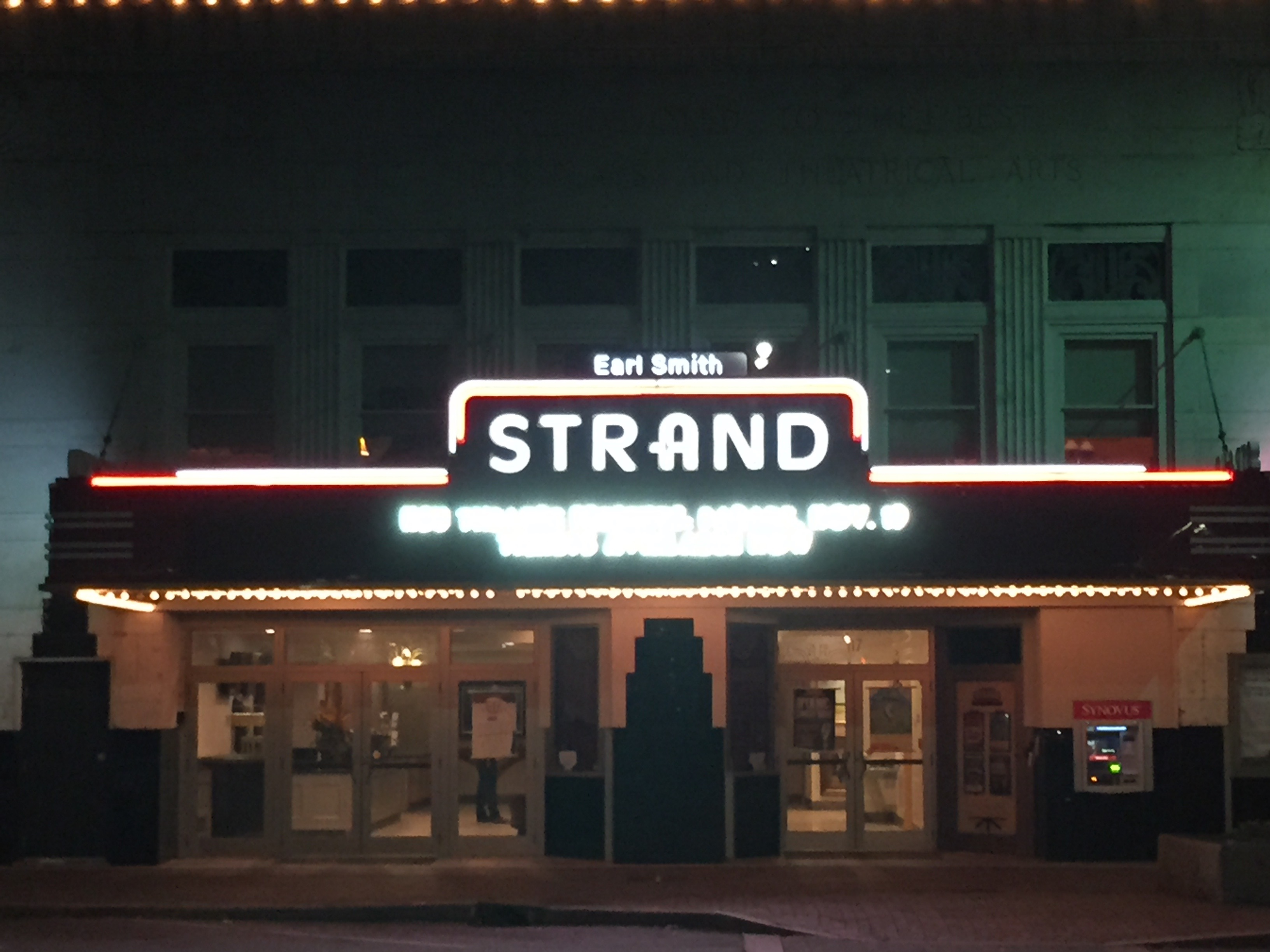 The Strand Theatre - Marietta, Georgia