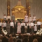 The Cast of Parade performs at The Temple, Atlanta